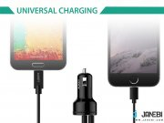 Aukey CC-Y2 Dual Port Car Charger with Quick Charge 2.0