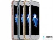 Coteetci Diamond Bumper iPhone 7