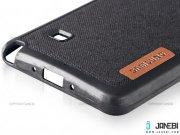 محافظ ژله ای طرح جین Samsung Note 4