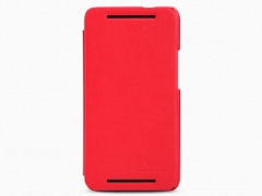 کیف چرمی نیلکین HTC ONE قرمز