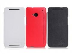 کیف چرمی HTC ONE مارک Nillkin