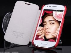 خرید کیف چرمی نیلکین  Samsung S3 mini