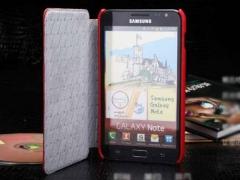 کیف چرمی گوشی Samsung Galaxy note