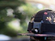 بند نصب دوربین روی کلاه