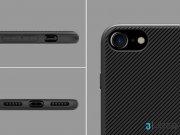 بخش های مختلف قاب محافظ گوشی آیفون Nillkin Eton Case Apple iPhone 7