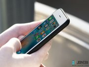 عدم لغزش قاب محافظ گوشی آیفون Nillkin Eton Case Apple iPhone 7