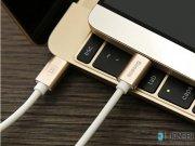 اتصال کابل تایپ سی به تایپ سی بیسوس Baseus Gather Series Type-C to Type-C Cable