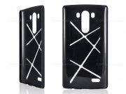 دو زاویه از قاب محافظ گوشی ال جی Cococ Creative case LG G3