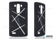 دو از زاویه پشت قاب محافظ گوشی ال جی Cococ Creative case LG G3