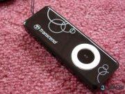 موزیک پلیر Transcend 8GB