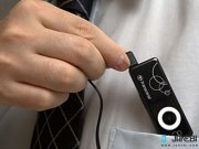موزیک پلیر Transcend MP300 هشت گیگابایت
