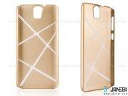 رنگ طلایی قاب محافظ گوشی اچ تی سی  Cococ Creative Case HTC One E9 Plus