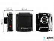 دوربین و مسیریاب Transcend Dashcam DrivePro 220