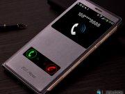 کاور چرمی گوشی هواوی p8 max
