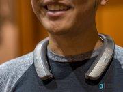 اسپیکر پوشیدنی lg tone studio