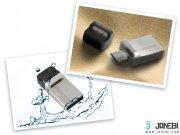فلش مموری ترنسند ضد آب USB3 32GB  JF880 OTG