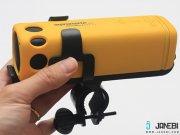 اسپیکر بلوتوث همراه با چراغ قوه