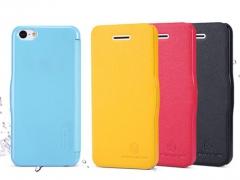کیف چرمی Apple iPhone 5C مارک Nillkin