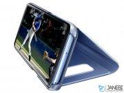 کیف محافظ اصلی سامسونگ Samsung Galaxy S8 Clear View Standing Cover
