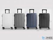 چمدان چرخ دار Mi Trolley 90 Points Suitcase با حجم 36 لینر