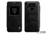 کیف چرمی نیلکین ال جی Nillkin Qin Leather Case LG G6