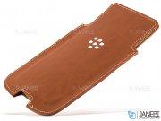 کیف چرمی بلک بری Blackberry Priv Leather Bag