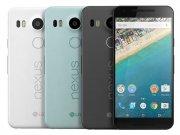 در پشت LG Nexus 5X