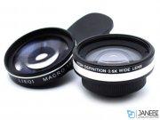 لنز واید و ماکرو LIEQI LQ-033