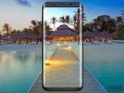 محافظ صفحه نمایش شیشه ای سامسونگ Baseus 3D Arc Screen Protector Samsung Galaxy S8 Plus