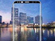 محافظ صفحه نمایش شیشه ای بیسوس سامسونگ Baseus 3D Arc Screen Protector Samsung Galaxy S8