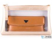 کیف چرمی نگهدارنده گوشی