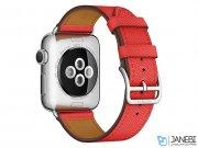 اپل واچ سری 2 مدل Apple Watch 42mm Hermes Rose Jaipur Epsom Single Tour