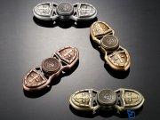 اسپینر فلزی صلیبی دو پره ای