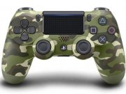 دسته بازی چریکی Sony DUALSHOCK 4 Wireless Army Controller PS4 2016
