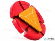 اسپینر فلزی چرخی طرح مثلث