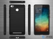 محافظ ژله ای شیائومی Carbon Fibre Case Xiaomi RedMi 3 Pro
