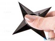 اسپینر فلزی ستاره چهار پر