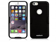 کاور ضد ضربه نزتک Naztech Double-Up Shell and Holster Combo for iPhone 6/6s