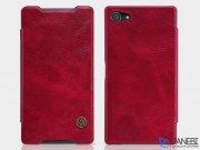 کیف چرمی نیلکین Xperia Z5 Compact