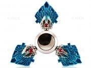 اسپینر سه پره ای طرح پر طاووس