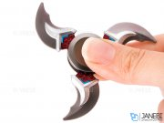 7 Fidget Spinner Metal Shuriken