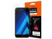 محافظ صفحه نمایش شیشه ای اسپیگن سامسونگ Spigen GLAS.tR Slim HD Samsung A3 2017