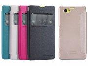 کیف نیلکین سونی Nillkin Sparkle Case Sony Xperia Z1