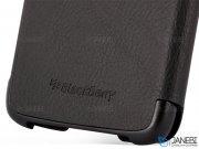 کیف اصلی چرمی بلک بری BlackBerry DTEK60 Smart Flip Cover