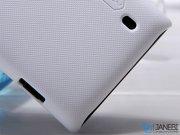 قاب محافظ نیلکین نوکیا Nillkin Super Frosted Shield Case Nokia Lumia 520
