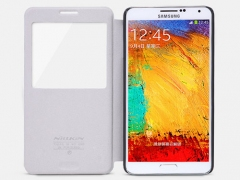 کیف چرمی Samsung Galaxy Note 3 مارک Nillkin