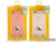 قاب محافظ ژله ای آیفون OU Lovely Fruit Case Apple iPhone 6/6S