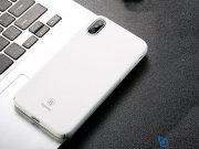 قاب محافظ بیسوس آیفون Baseus Thin Case Apple iPhone X