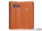 کیف محافظ چرمی Samsung Galaxy Note 8