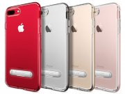 قاب محافظ اسپیگن آیفون Spigen Crystal Hybrid Case Apple iPhone 7 Plus/8 Plus